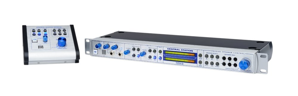 PreSonus Central Station PLUS Studio Monitor Controller by PreSonus