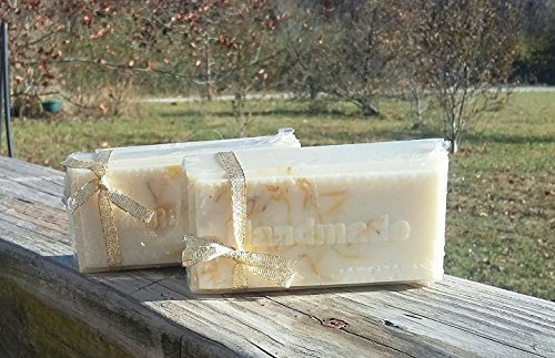 No Rein's Colloidal Silver & Calendula Soap 5oz Bars 2pack!