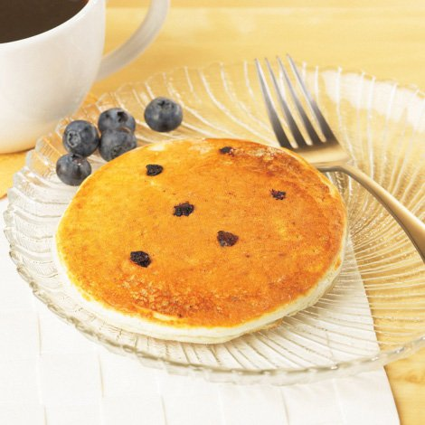 HealthWise Blueberry Pancake Mix, (7 packets of 0.917 oz. net 6.419 oz.) by HealthWise