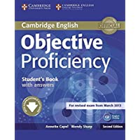 Objective Proficiency. Self-study Student's Book with answers