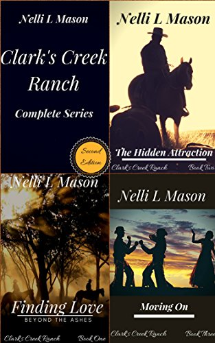 Clark's Creek Ranch: Complete Series - Second Edition by [Mason, Nelli L]