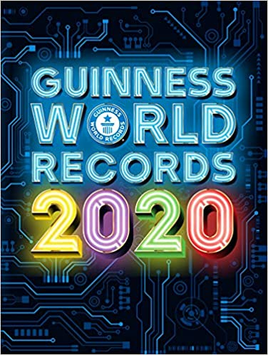 Guinness World Records 2020 List.Guinness World Records 2020 Guinness World Records
