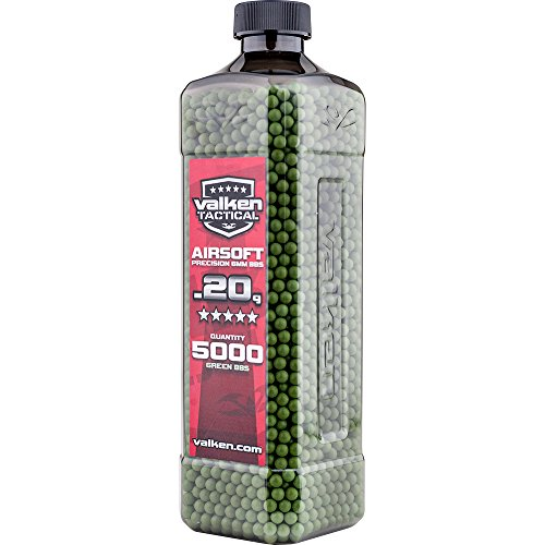 Valken-Tactical-020-g-5000-Count-BBs-in-Bottle-Green