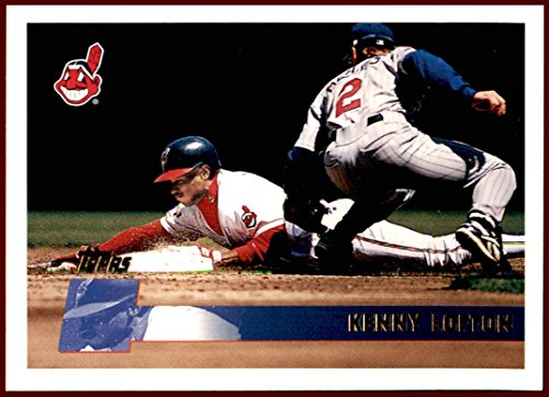 - Kenny Lofton CLEVELAND INDIANS 1996 Topps #420