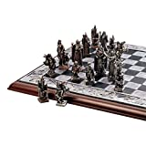 Design Toscano Mystical Legends Chess Set