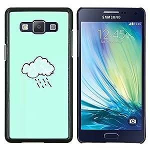Dragon Case - FOR Samsung Galaxy A5 A5000 A5009 - very regrettable you - Caja protectora de pl??stico duro de la cubierta Dise?¡Ào Slim Fit