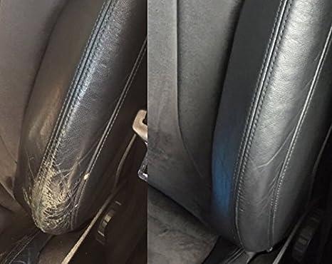 Kit Rinnova colore pelle Audi  Spallina marrone Amaretto LR Sigillo Interni A6 8