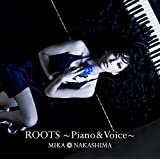 ROOTS~Piano & Voice~(初回生産限定盤)(DVD付)