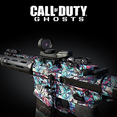 Call Of Duty: Ghosts - Abstract Pack - PS3 [Digital Code]