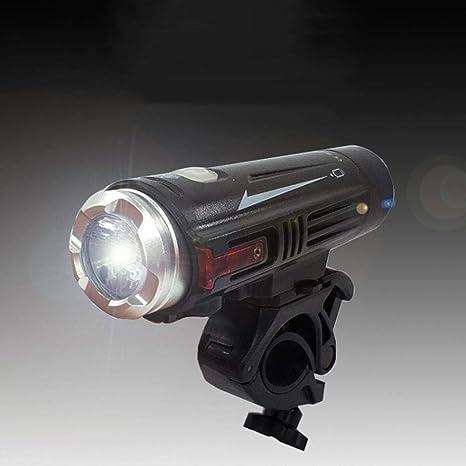 Kaxima Luces de Bicicleta Iluminación USB Faros de montaña Riding ...