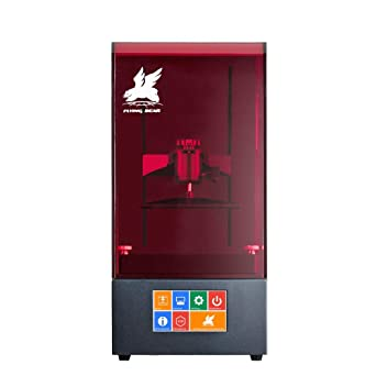 Impresora 3D HITSAN INCORPORATION Flyingbear Shine de resina UV ...