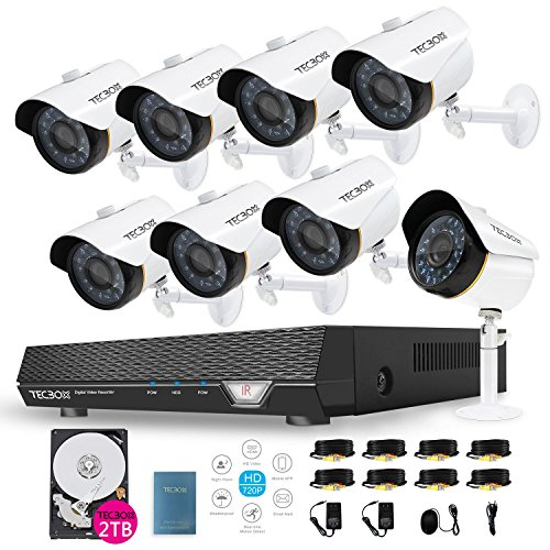 8 ch 720p security camera system - 9