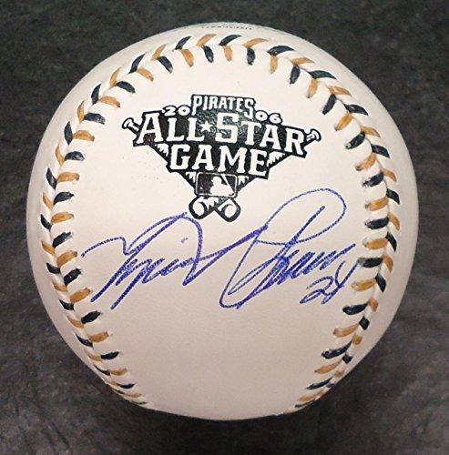Cabrera Games Miguel (Signed Miguel Cabrera Ball - 2006 All Star Game - Autographed Baseballs)