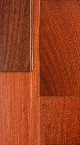 CUMARU-BRAZILIAN TEAK ENGINEERED HARDWOOD FLOORING COLOR NATURAL 1/2