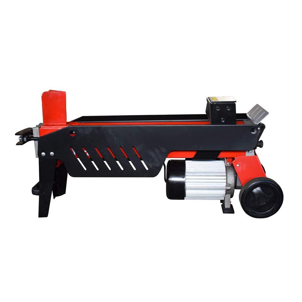 6 Ton Horizontal Electric Hydraulic Log Splitter 120V 2HP UL Listed