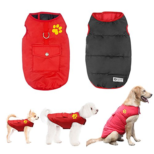 Reversible Waterproof Vest - 8