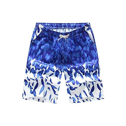Cachi Abbigliamento Pantaloni 5xl Sportivi Rosso Colour ~ Casual Spiaggia Corti  Uomini Camouflage Festivo Cotone Stampa ... faac9d99132