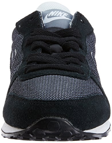 blck Gry Sneaker Genicco WMNS Donna wlf Cl Nike Mtllc Slvr Gry wP8pAp