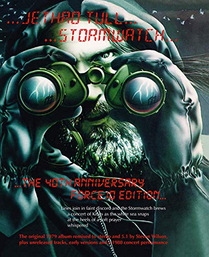 Price comparison product image Stormwatch (The 40th Anniversary Force 10 Edition) (4CD / 2DVD)