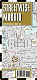 Streetwise Madrid Map - Laminated City Center Street Map of Madrid, Spain (Michelin Streetwise Maps)