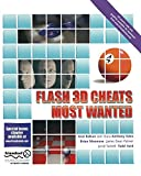img - for Flash 3D Cheats Most Wanted book / textbook / text book