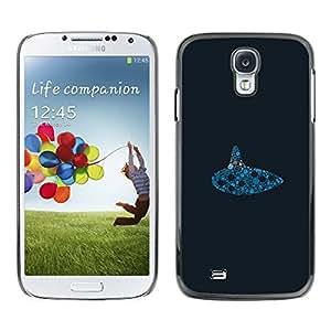 EJOY---Cubierta de la caja de protección la piel dura para el / Samsung Galaxy S4 / --Submarino Reloj