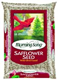 Morning Song 1022152 Safflower Seed Wild Bird Food Bag, 7-Pound, My Pet Supplies