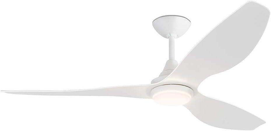Ventilador de Techo con luz ANETO Motor DC: Amazon.es: Hogar