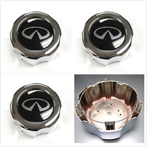 Q45 Wheel Center Hub Cap for 18 Rims Only Infinit #40315CG010 Almoo 2003 2004 2005 FX35 FX45 1
