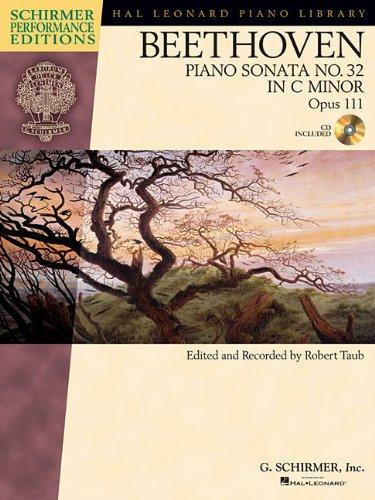 Read Online Beethoven: Sonata No. 32 in C Minor, Opus 111 (Schirmer Performance Editions) pdf epub