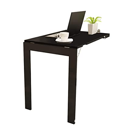 Amazon Com Tables Jcnfa Folding Wall Mounted Drop Leaf For Kitchen