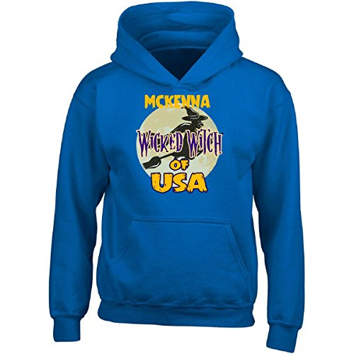 Halloween Costume Mckenna Wicked Witch Of Usa Great Personalized Gift - Adult Hoodie -