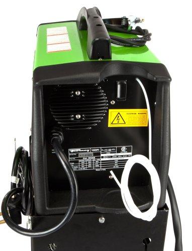 Forney Mig Welder 180fi A Flux Core Gas No Gas Welding
