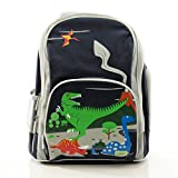Bobble Art Large School Backpack- Dinosaur