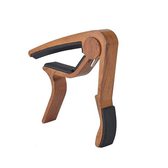 Cejilla clásica para guitarra de madera avanzada perfecta para ...