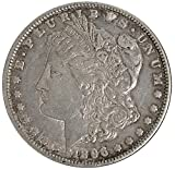 1896 Morgan Silver Dollar $1 Extremely Fine