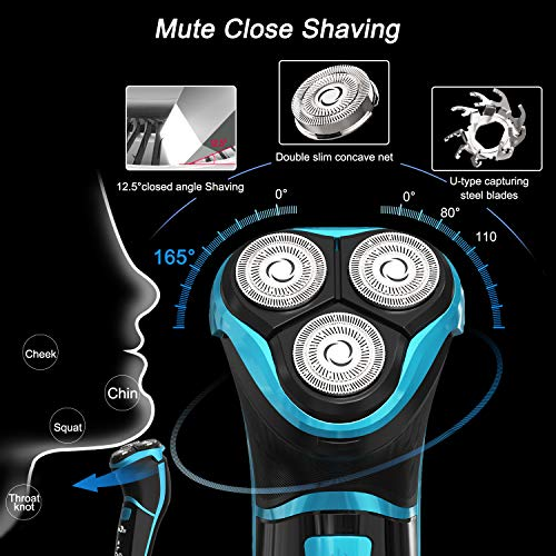 Buy waterproof electric shaver