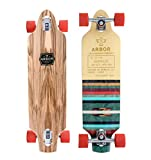 Arbor Zeppelin 32' Longboard Complete (All Graphics) (2017 Flagship (Fireball Scorch Wheels))