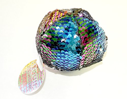 Sequin Ball - Sequin Rainbow Stress Relief Ball