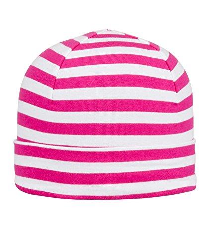 Gorro pink Topfmütze raspberry 2137 Rosa de Hombre punto Jersey Döll 1cEg6qn8Z1