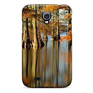 For Phonedecory Galaxy Protective Case, High Quality For Galaxy S4 Submerged Roots Iphone Wallpaper Skin Case Cover