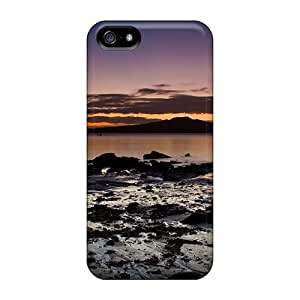 5/5s Scratch-proof Protection Cases Covers For Iphone/ Hot Scenery Beach Phone Cases