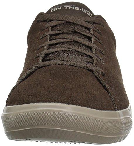 Chocolate Vulc Walking Men's Go Skechers 2 Performance Shoe Point qScwa1C