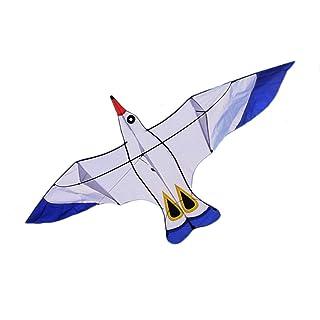 Zhao Outdoor Kite, Front Strut Uccelli tridimensionali Aquiloni Adulto Principiante Parco Volo Aquiloni Giocattolo, 220 * 90CM (Dimensioni : 220 * 90CM)