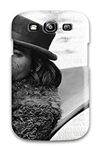 New Design On HNmqftC10764CuJVV Case Cover For Galaxy S3