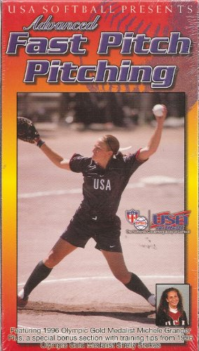 Advanced Softball Fast Pitch Pitching: With Olympic Gold Medalist Michele Granger