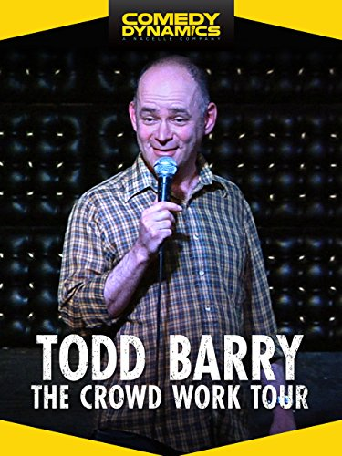 Todd Barry: The Circle Work Tour