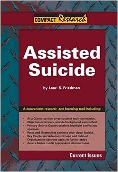Descargar Libros Gratis En Assisted Suicide Como Bajar PDF Gratis