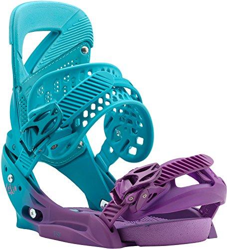 Lexa Est Snowboard Bindings - Burton Lexa EST Snowboard Bindings Womens Sz M (6-8)