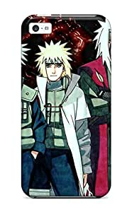 meilz aiaiipod touch 4 Case Cover - Slim Fit Tpu Protector Shock Absorbent Case (funny Naruto Shippudens)meilz aiai